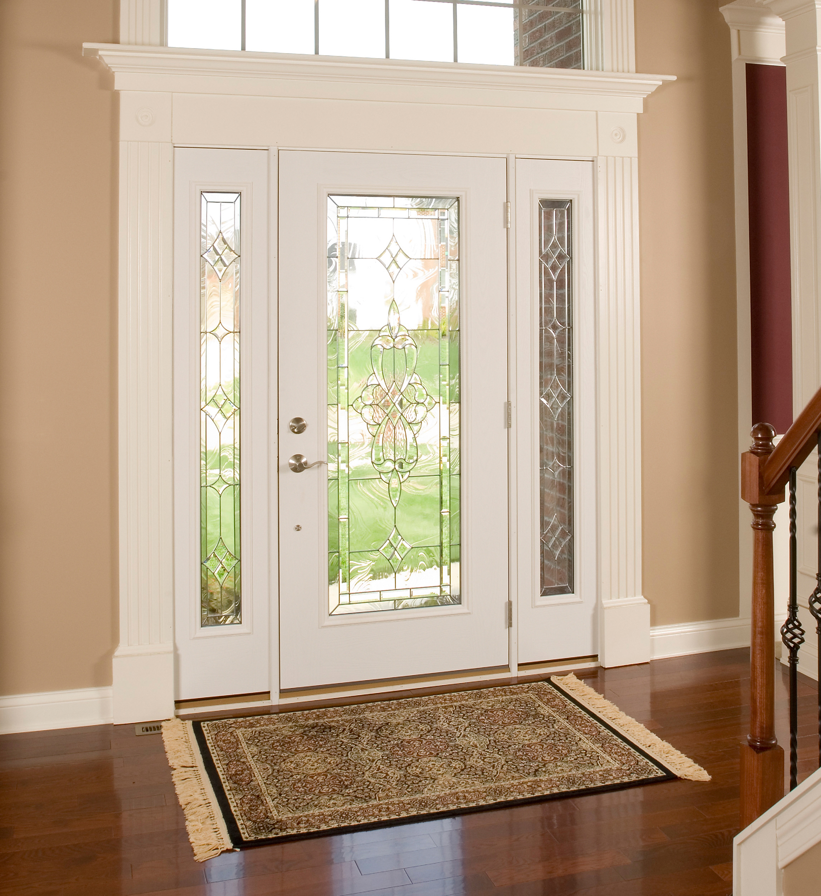A j window and door provia the professional way for Doors and doors